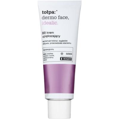 BB Creme mit nährender Wirkung für das gleichmäßige und makellose Aussehen der Haut