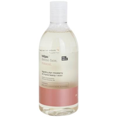 agua micelar limpiadora para rostro y ojos