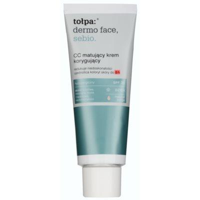 CC Cream pentru piele cu imperfectiuni SPF 30