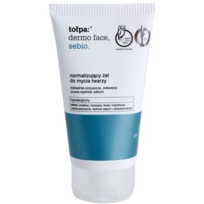 Reinigungsgel  für fettige Haut