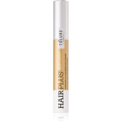 Tolure Cosmetics Hairplus X10 Lash серум за растеж за мигли и вежди