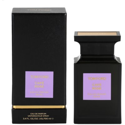 Tom Ford Café Rose eau de parfum mixte