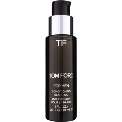 Tom Ford For Men Facial Hair Oil with Orange Blossom Aroma