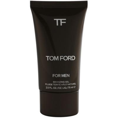 Tom Ford For Men крем-гель автозасмага для обличчя для природнього вигляду