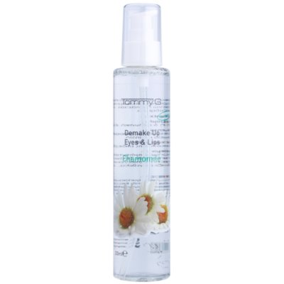 вода за почистване на грима от лицето и очите с екстракт от лайка.