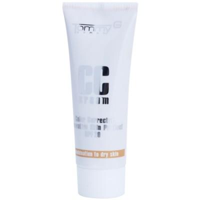 crema CC hidratante para pieles secas SPF 20
