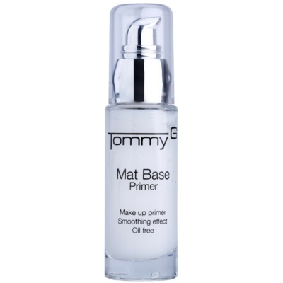 Tommy G Face Make-Up prebase de maquillaje matificante