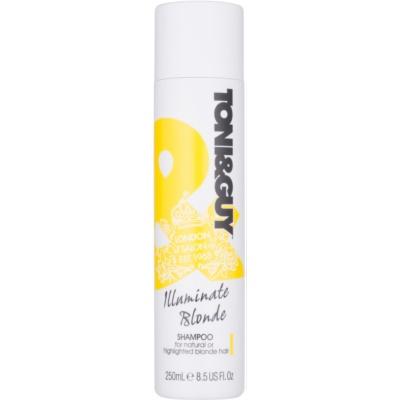 шампунь для освітленого волосся