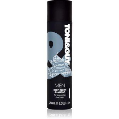 TONI&GUY Men Dieptereinigende Shampoo