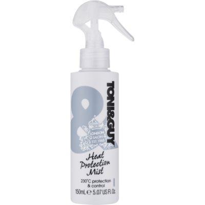 spray de proteção para cabelo danificado pelo calor