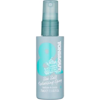 spray styling cu sare de mare