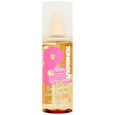 parfémovaný lesk na vlasy