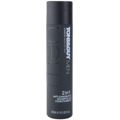 TONI&GUY Men szampon z odżywką 2 w1 przeciw łupieżowi