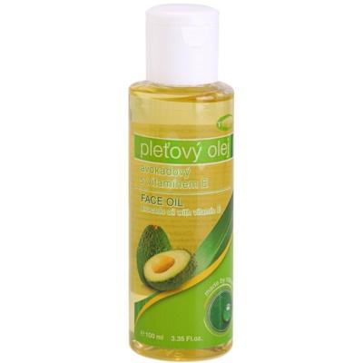 avokádó olaj E-vitaminnal
