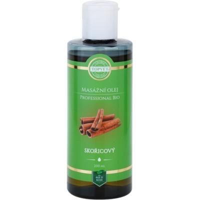 Massage Oil Cinnamon