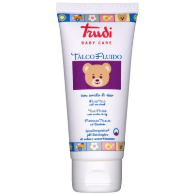 Trudi Baby Care Nappy Rash Ointment with Talc