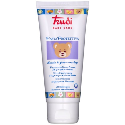 Protective Baby Cream with Beeswax and Zinc Oxide