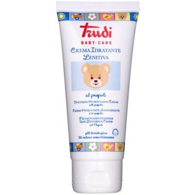 Trudi Baby Care crème hydratante adoucissante pour bébé à la propolis