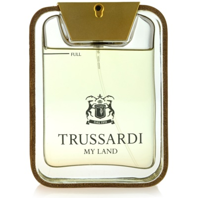 Trussardi My Land Eau de Toillete για άνδρες