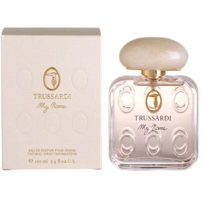 Trussardi My Name Eau de Parfum voor Vrouwen