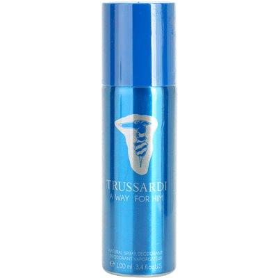 dezodorant z atomizerem dla mężczyzn 100 ml