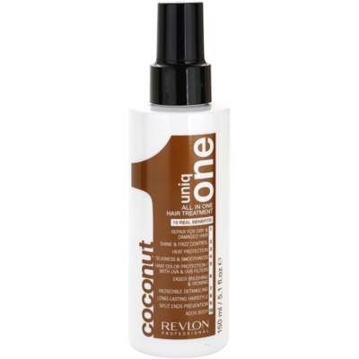 Uniq One All In One Coconut Hair Treatment tratamento capilar 10 em 1