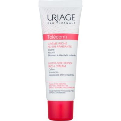 crema calmante para pieles secas e intolerantes