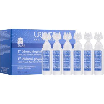 solução fisiológica natural para acalmar olhos e mucosas nasais