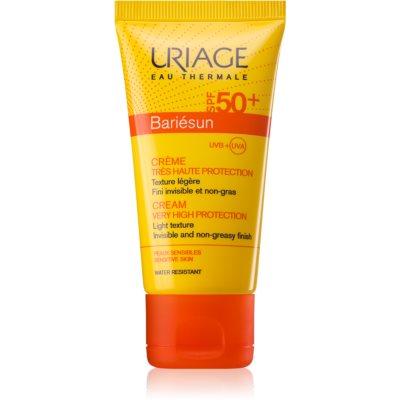 Face Sun Cream  SPF 50+