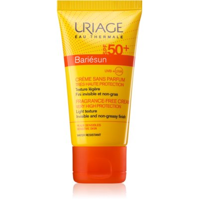 Face Sun Cream Fragrance - Free SPF 50+