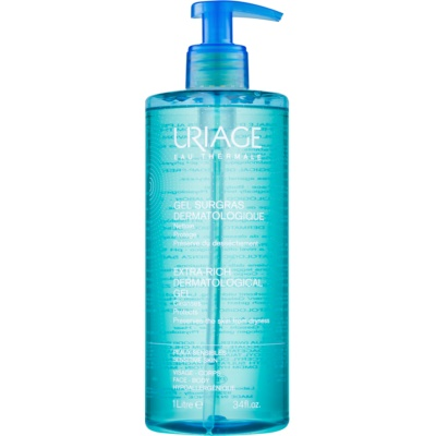 Uriage Hygiène tisztító gél arcra és testre