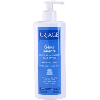 Reinigungscreme für Gesicht, Körper und Haare
