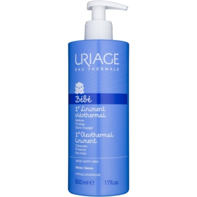 Uriage 1érs Soins Bébés Gentle Cleansing Cream for Children's Nappy Area