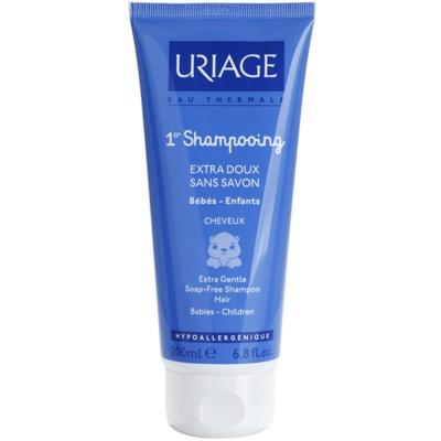 Uriage 1érs Soins Bébés champô suave para cabelo