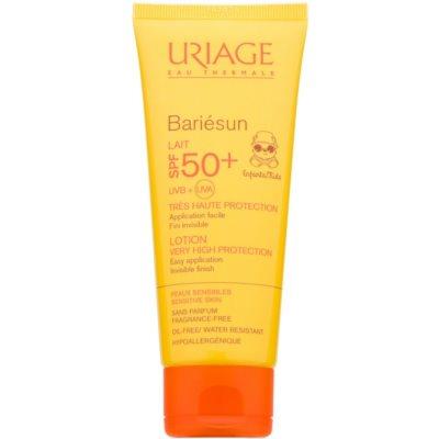 Uriage Bariésun losjon za sončenje za otroke SPF 50+