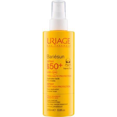 Kinder Bruiningsspray  SPF 50+