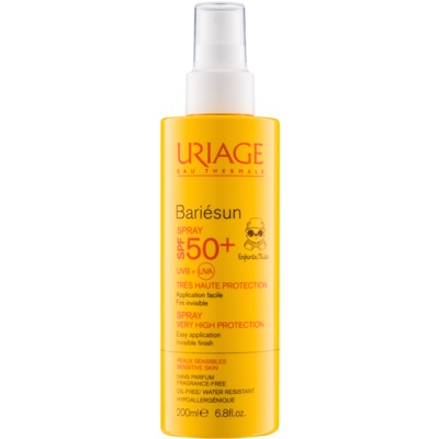 Uriage Bariésun Sun Spray For Kids SPF 50+