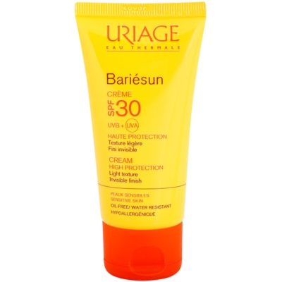 Uriage Bariésun lahka zaščitna krema za obraz SPF 30