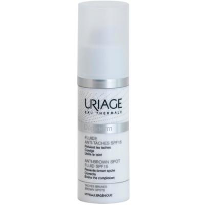 Uriage Dépiderm loción contra las manchas de pigmentación SPF 15