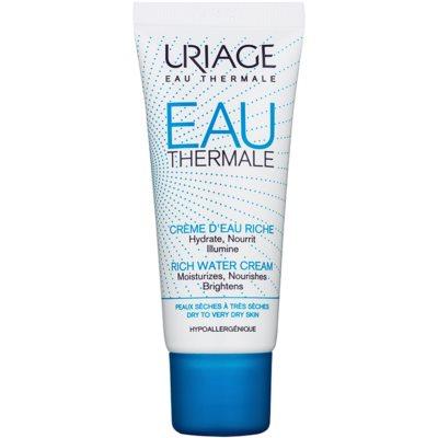 crema hidratante y nutritiva para pieles secas y muy secas