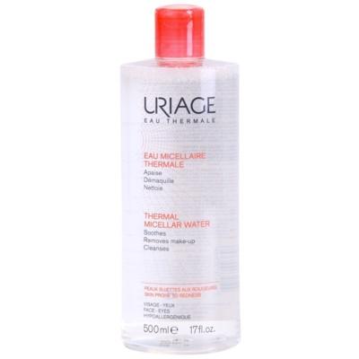Mizellar-Reinigungswasser für empfindliche Haut mit der Neigung zum Erröten