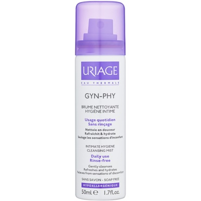 Uriage Gyn- Phy spray nebulizzato per le parti intime
