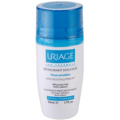 jemný deodorant roll-on bez obsahu hliníku