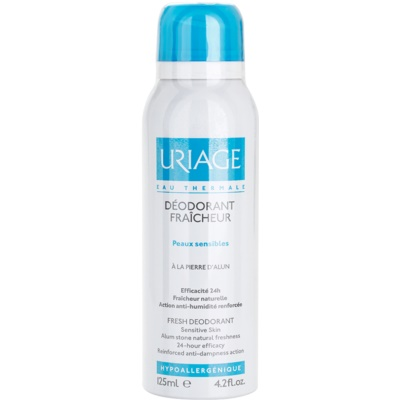 Uriage Hygiène Deodorant Spray With The 24 Hours Protection
