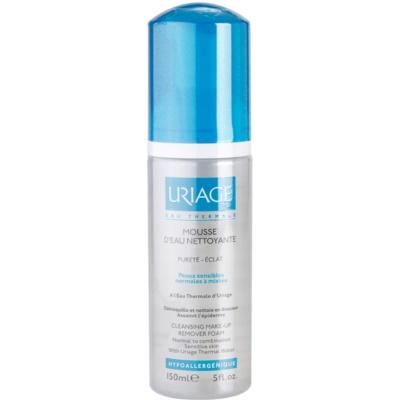 Reinigungsschaum zum Abschminken für normale Haut und Mischhaut