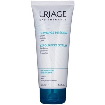gel de limpeza esfoliante para pele sensível
