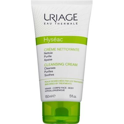 Reinigungscreme für fettige Haut