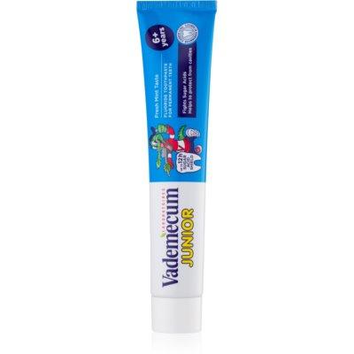 Vademecum Junior Zahnpasta für Kinder mit Pfefferminzgeschmack