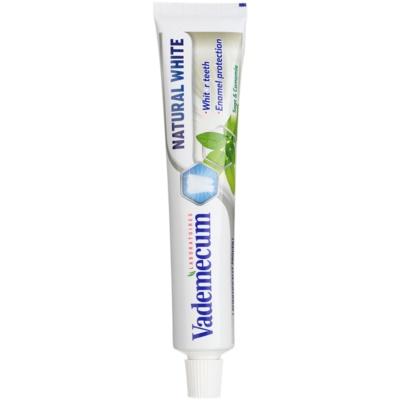 Vademecum Natural White λευκαντική οδοντόκρεμα