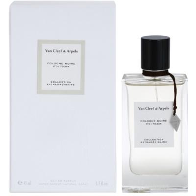 Van Cleef & Arpels Collection Extraordinaire Cologne Noire parfemska voda uniseks 45 ml